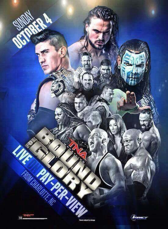 Bound of Glory Pay Per View
