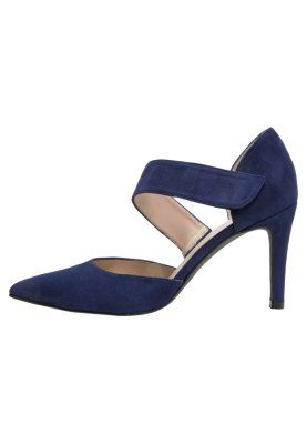 INES - Klassiske pumps - deep blue