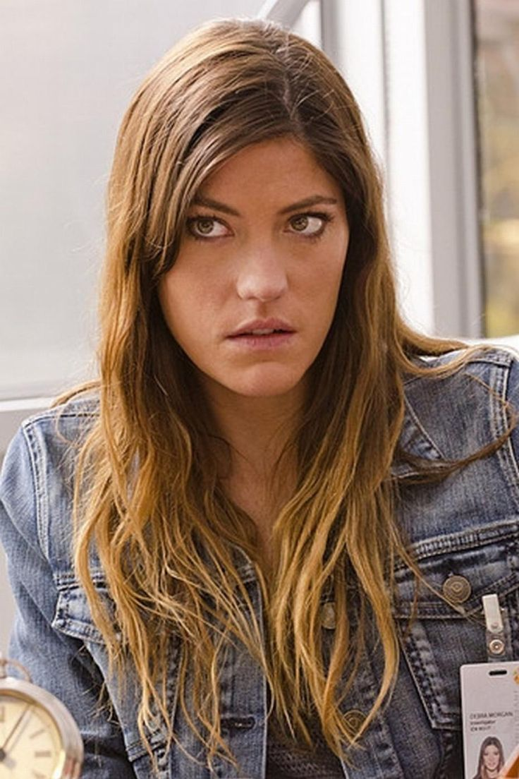 "Jennifer Carpenter as ""Debra Morgan"" in ""Dexter"" ~ I can't tell you how much I HATED THE FINAL EPISODE. I LOVED DEBRA WAY TOO MUCH."