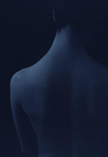 Blue Still Life by Kenro Izu