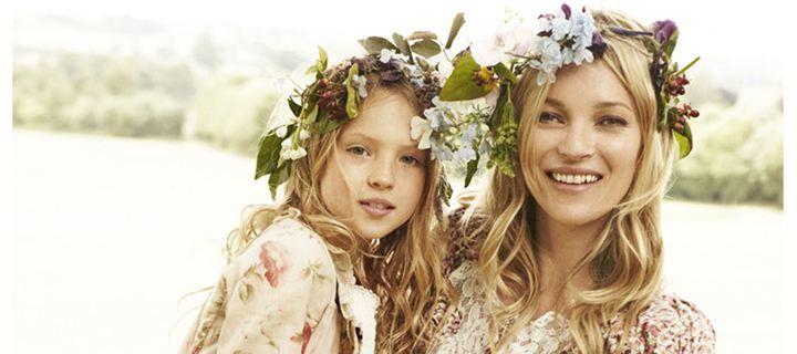 Η πρώτη φωτογράφιση της 14χρονης κόρης της Kate Moss είναι γεγονός!