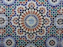 Afbeeldingsresultaat voor marokkaanse tegels