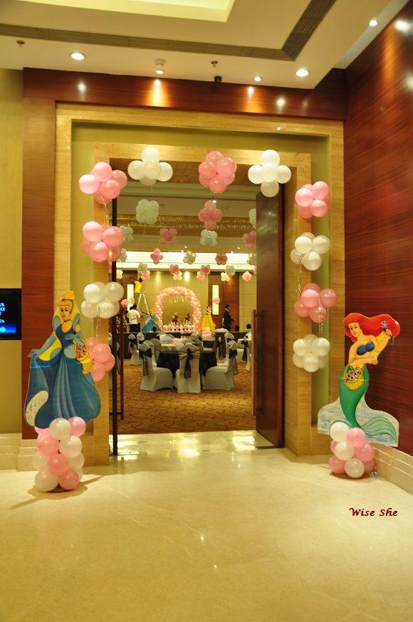 10 Best Hall Decoration Images On Pinterest Balloon