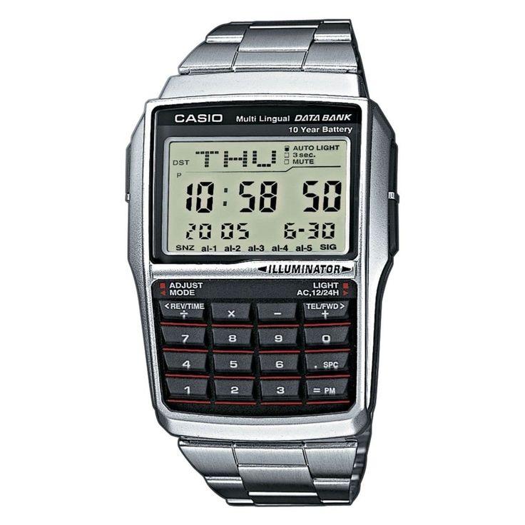 Casio Men's DBC32D-1 'Databank' Digital Watch -