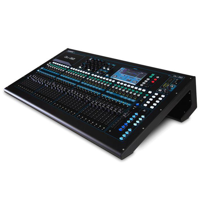 Allen and Heath Qu-32 Digital Mixer mmmmmmm