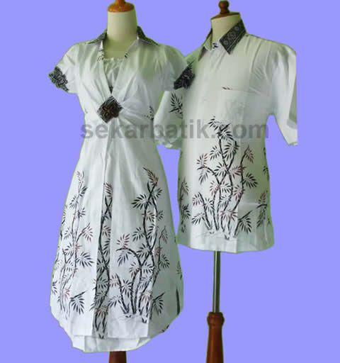 Baju batik couple modern   Modern Batik Sekar   Pinterest   Modern and ...
