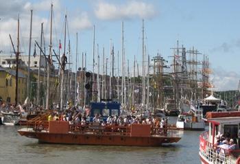 Föri - Tall Ships' Races 2009