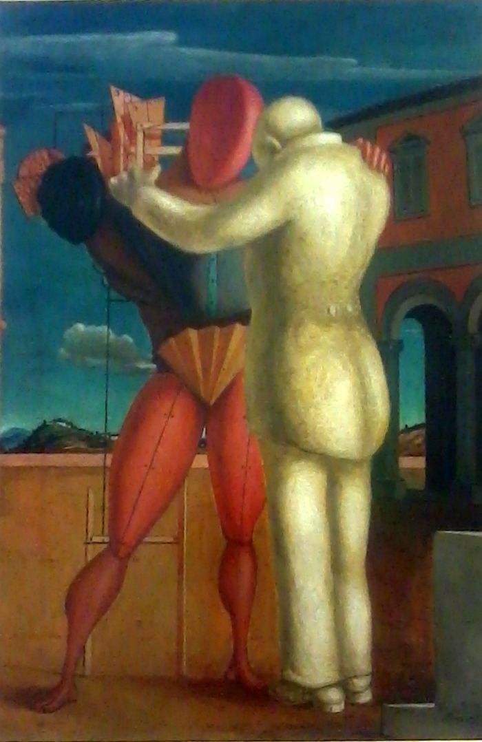 Giorgio De Chirico – Il figliol prodigo