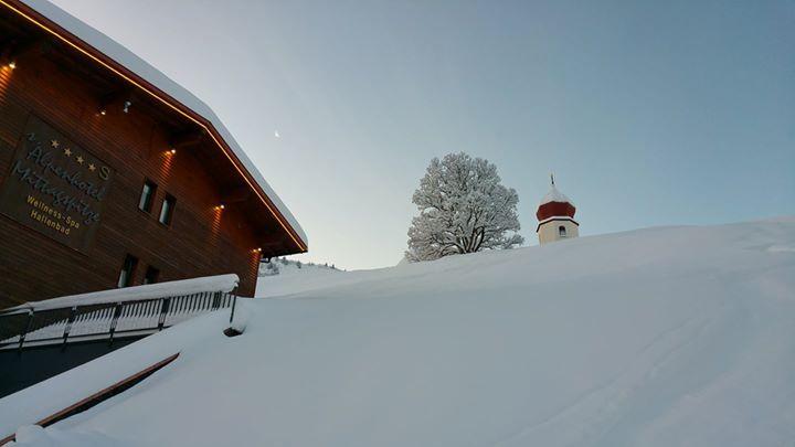 Ein super Skitag steht vor uns! 130 cm Schnee  #schneereich #topofthemountain #damüls