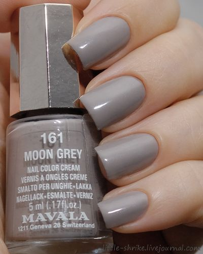 Moon Grey is the perfect shade to pair with cashmere for Winter #ThatsmyColour