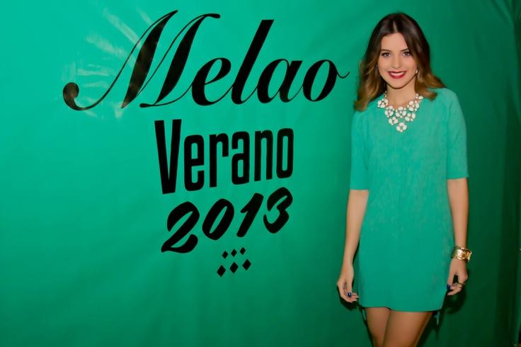 La bella y talentosa Sheryl Rubio es la imagen de nuestra nueva colección #MelaoVerano2013