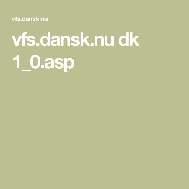 vfs.dansk.nu dk 1_0.asp