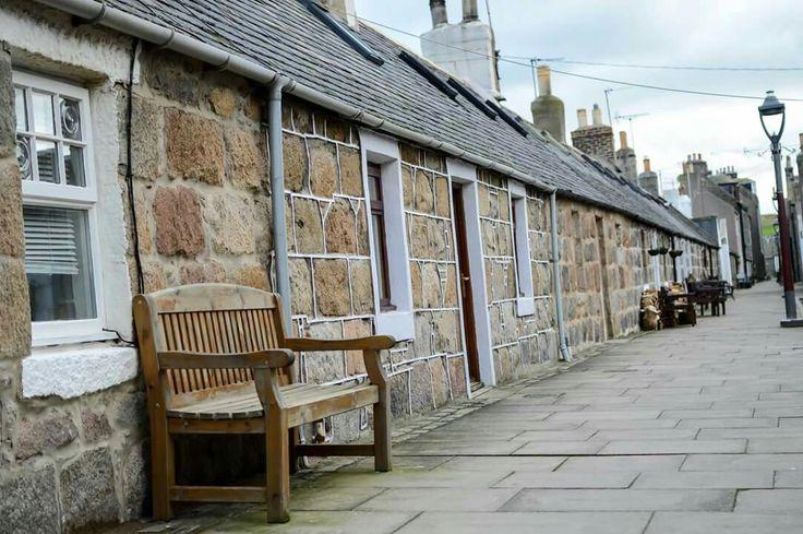 Fittie Village, Aberdeen