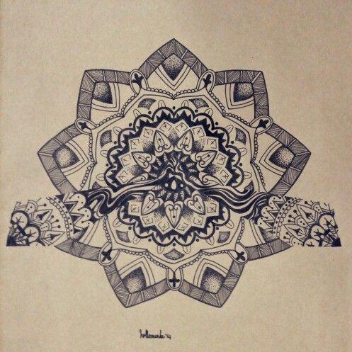 Mandala | Follow my IG: @hollananda