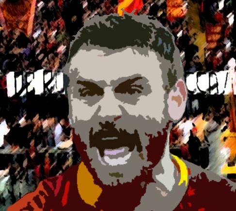 Daniele De Rossi ( As Roma )