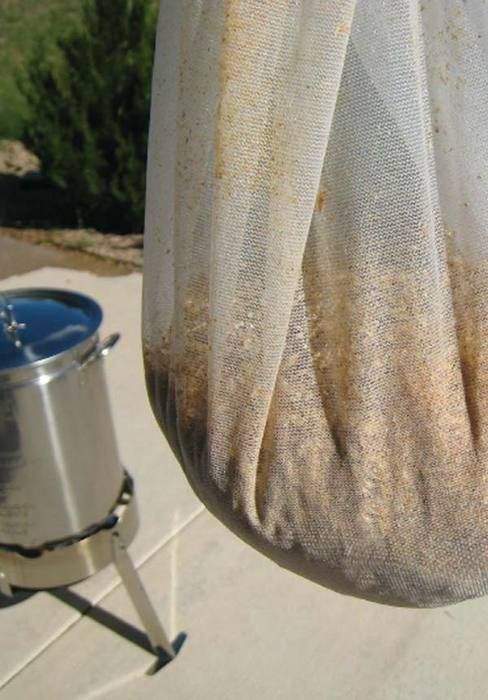 Put new life to your spent grains from homebrewing and use them to bake. Here's a recipe for spent grain pizza dough that can be made and freezes well.