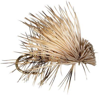 Montana Fly Company Elk Hair Caddis Flies - 12 Pack - Tan - #14
