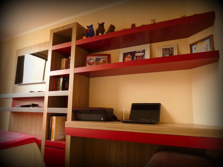 13 best images about mueble tv y escritorio para for Mueble escritorio