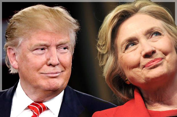 Trump & Clinton may be the 2 most hated frontrunners in history, dueling symbols of a duopoly in decay ||  DECAY, A BROKEN SYSTEM, signs of a sick society, but then, the oligarchy handed us these two fakes, oligarch enablers, via fraud, stealth & disinfo on steroids.  Isn't it time to REJECT THESE CLOWNS?  Let's take it #ToTheConvention & demand #BernieOrBust, if the DNC is going with Hillary, than FUCK THE DNC, we will start our own party & we will get a Pres. Sanders…