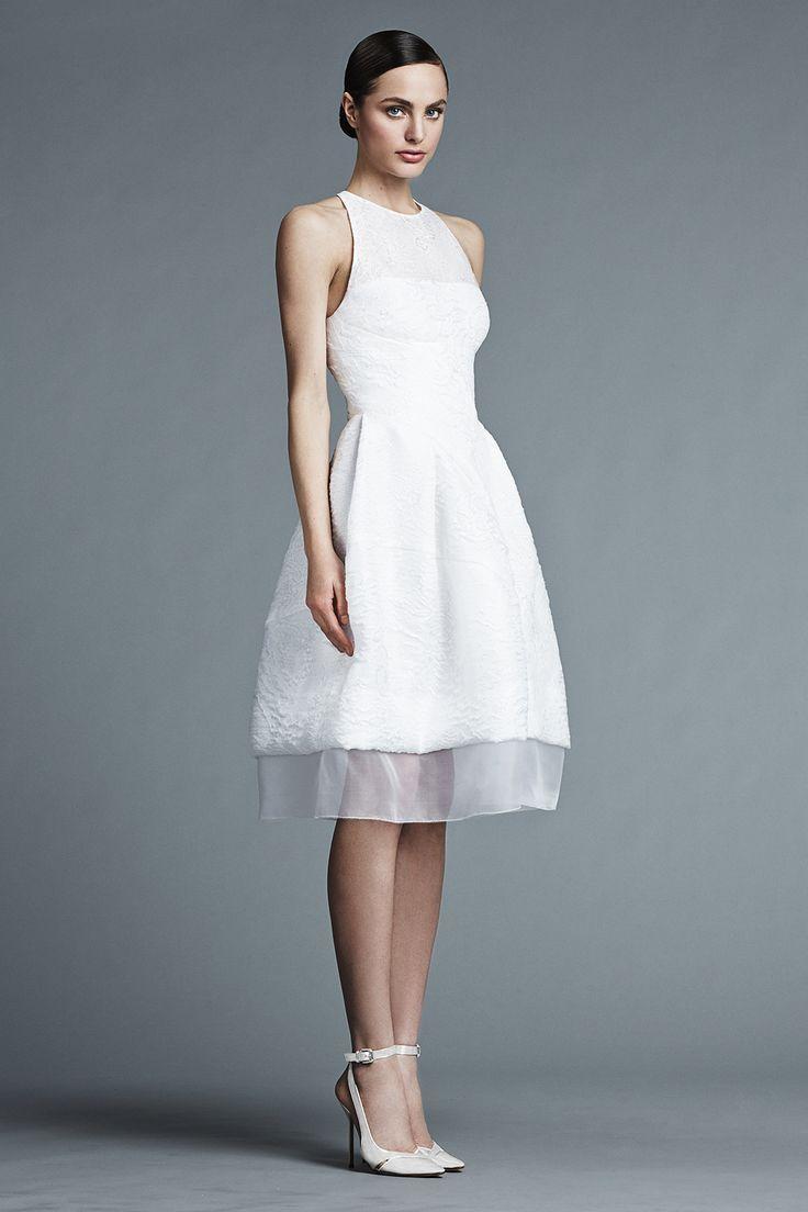 Mejores 11 imágenes de Vestidos de novia cortos en Pinterest ...