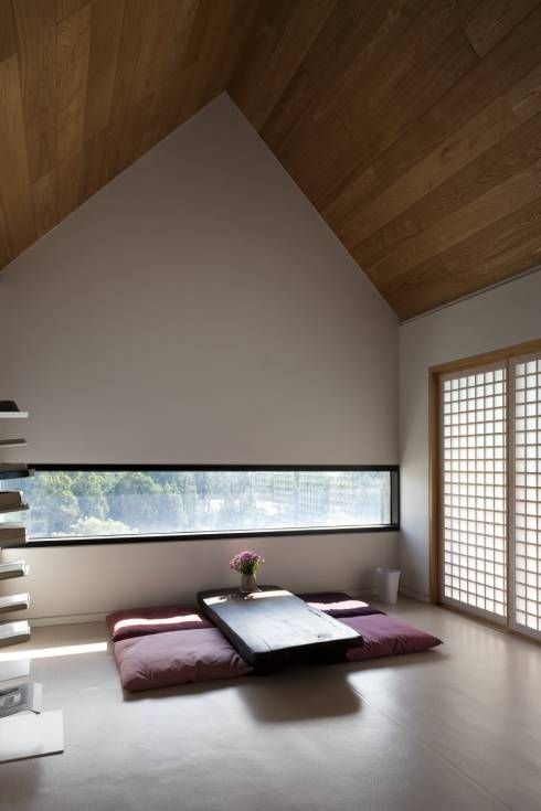 1동 침실(2): ARCHITECT GROUP CAAN의 모던 침실