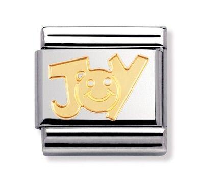 Nomination Joy Charm