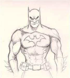 How to draw Batman, Dark Knight step by step Video tutorial | Digital ...