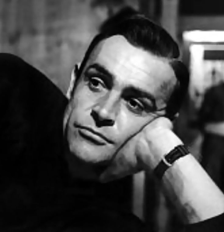 Sean Connery - Like fine wine for sure...He only got better with age!