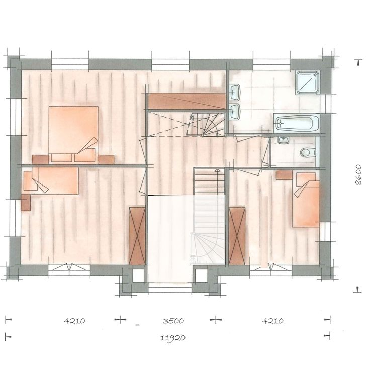 Mejores 670 im genes de plan small house en pinterest for Villas pequenas