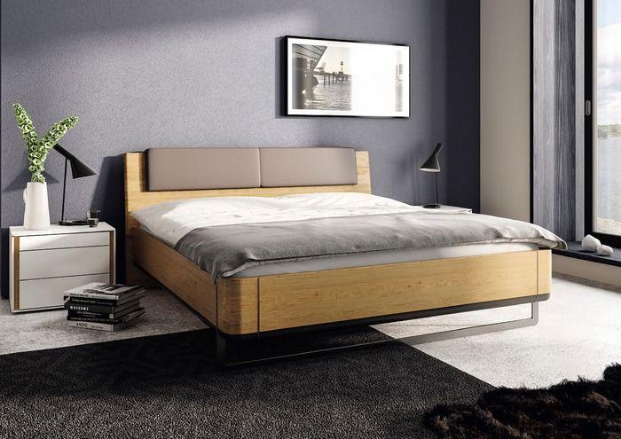 Hulsta Bett Multi Bed 180 X 200 Cm Holzoptik In 2020 Hulsta Bett