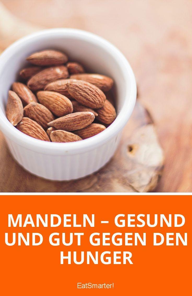 Mandeln – gesund und gut gegen den Hunger   eatsmarter.de
