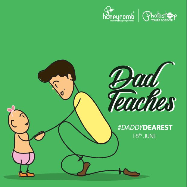#DaddyDearest Father's Day Campaign