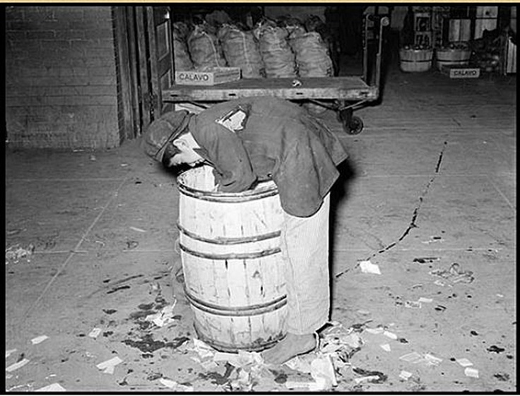 hard times seen through the great depression The great depression and the  plight of the depression is seen  from their jobs as they suffered from an unemployment rate two to three times that of.