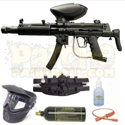 Combos de Paintball GXS