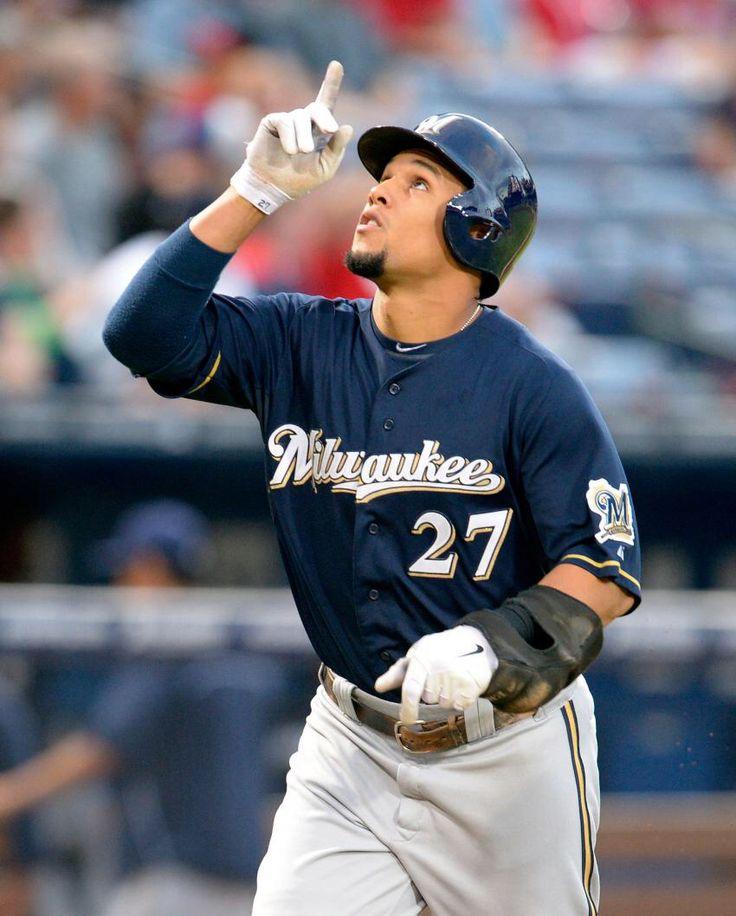 Carlos Gomez - Milwaukee Brewers