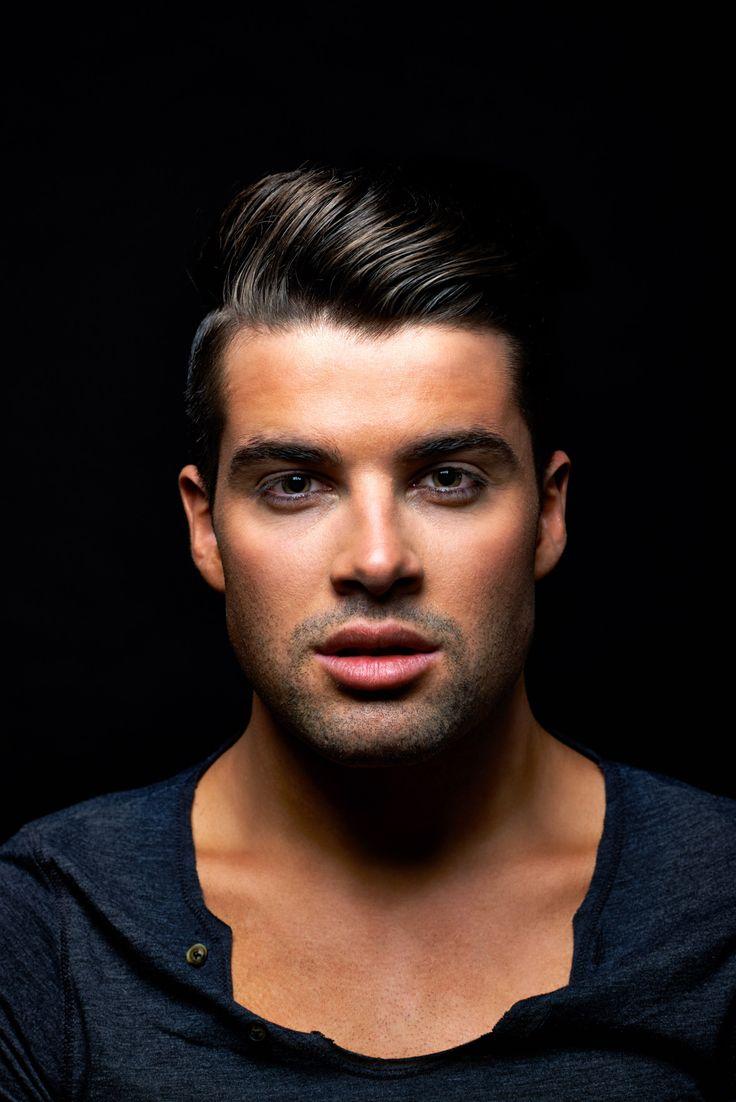 X Factor winner Joe McElderry- Shields lad!