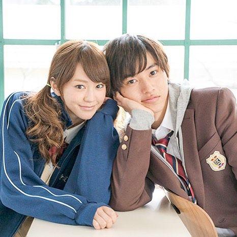 "Hatori x Rita         [Trailer, feat. Kento] Sep/04/'15 https://www.youtube.com/watch?v=iOWhzviulVc    [Trailer, long ver] http://www.youtube.com/watch?v=8ebyrObQVFA      or [8 trailers, Official site] http://wwws.warnerbros.co.jp/heroine-shikkaku/   Kento Yamazaki, Mirei kiritani, Kentaro Sakaguchi, J LA, romcom ""Heroine Shikkaku"". Release: 09/19/2015."