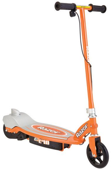 Razor E200 Scooter - Witness the Practicality and Style