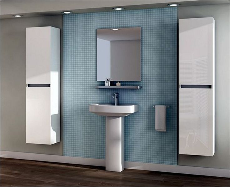 17 Best Ideas About Wall Mounted Bathroom Cabinets On Pinterest