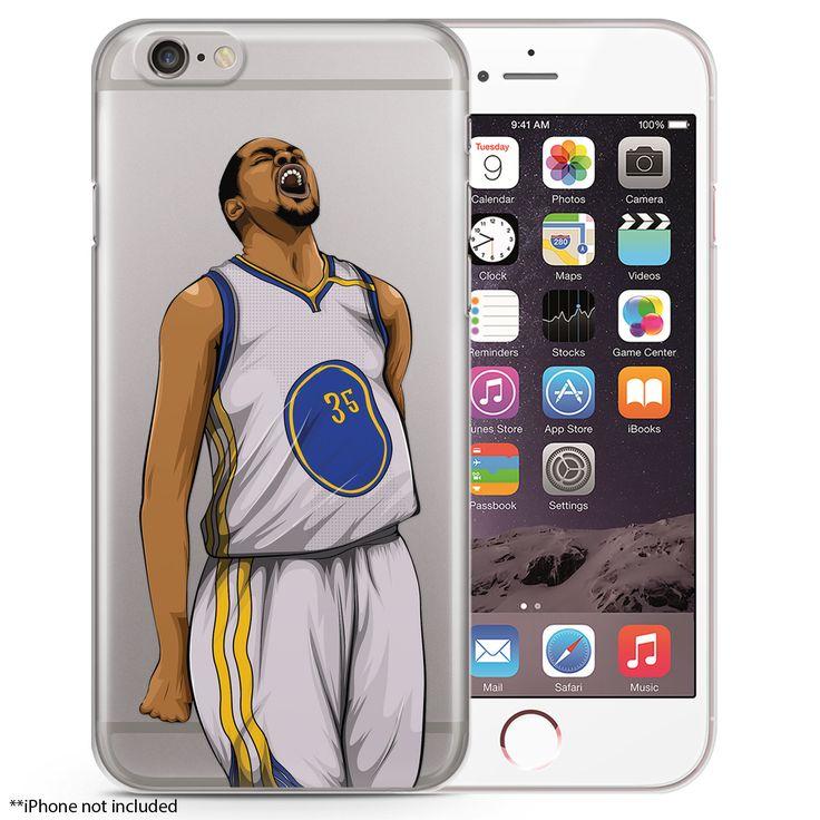 KD Basketball iPhone Case
