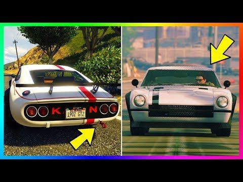 awesome GTA Online NEW Karin 190Z DLC Car! 10 Things You NEED To Know Before You Buy! (GTA 5 Online)