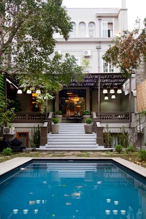 Lasterria Boutique Hotel, Santiago, Chile