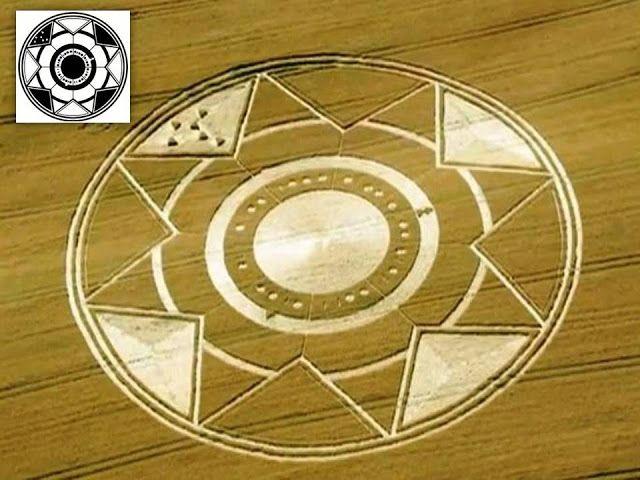 Crop circles | 2013 Crop circles - Cavallo Grigio, Robella, Province of Asti, Italy ...