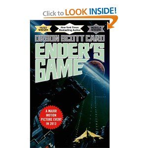 Ender's Game (Ender, Book 1) (The Ender Quintet): Orson Scott Card: 9780812550702: Amazon.com: Books
