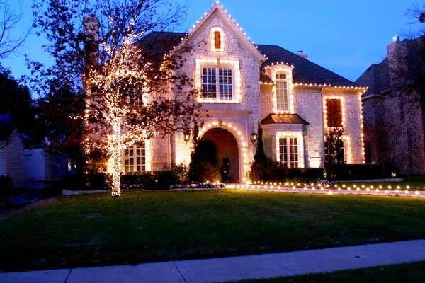 Led Christmas Lights on Houses in Canada 2013 Pinterest