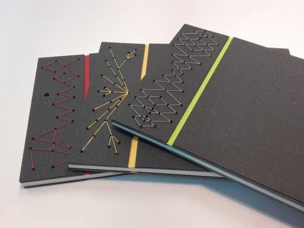 cours-reliure, cours-reliure-julie-auzillon, reliure-contemporaine, reliure-cahier unique, reliure-japonaise, japanese-bookbinding,