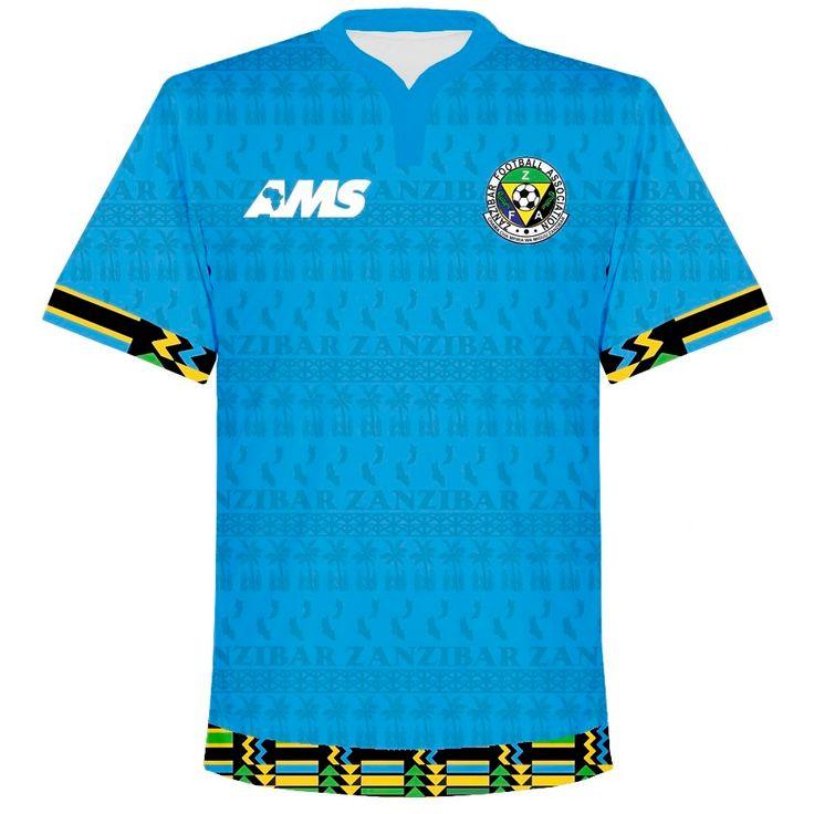 Zanzibar Away Shirt