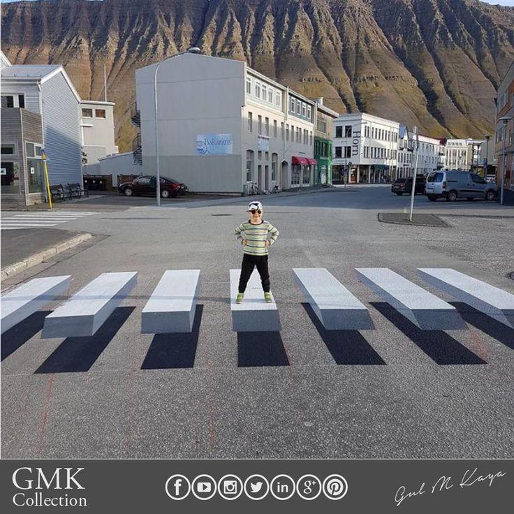 Aydın Büyükşehir Belediyesi kentte bir ilke imza atarak üç boyutlu yaya geçidi uygulamasını başlattı. Uygulama ile birlikte sürücülerde yayalara karşı bir farkındalık oluşturulması hedefleniyor. 👏🚘🚗 Aydın Municipality initiated the application of 3D crosswalks, a first in the city, with the purpose of creating an awareness at drivers on the further safety of pedestrians.👏🚘🚗 #aydinbuyuksehirbelediyesi #3d #yayagecidi #gmk #gmkcollection #remax #remaxpro #remaxturkiye