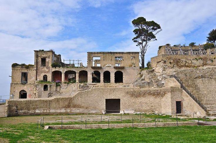 Il Parco Archeologico-Ambientale del Pausilypon!!! (Posillipo-Napoli)