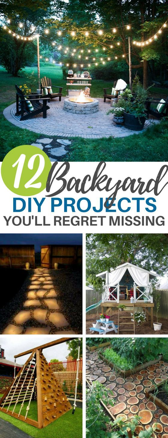 Diys travel natural remedies and recipes 12 fun backyard diy projects thatll turn your yard into a paradise escape solutioingenieria Images